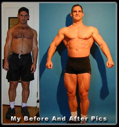 bodybuilders before and after. Bodybuilding.com - Before And