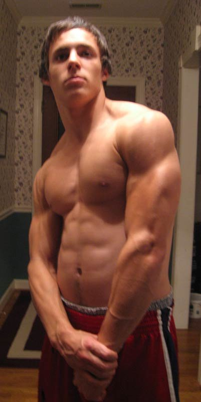 TeenBodybuilding.com - Teen Bodybuilder Of The Week: Colten Hicks!