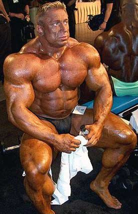 steroid injection mania