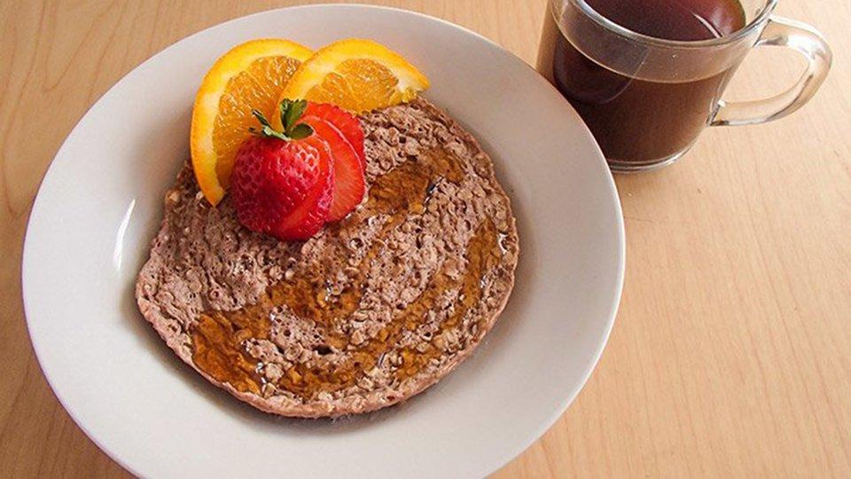 Monster Milk Breakfast Cake