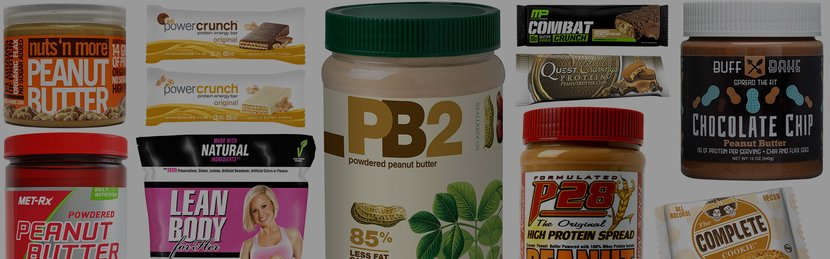 10 Best-Tasting Protein Products For Peanut-Butter Lovers