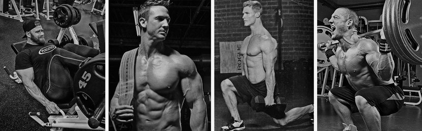 4 Leg Routines You Won't Soon Forget