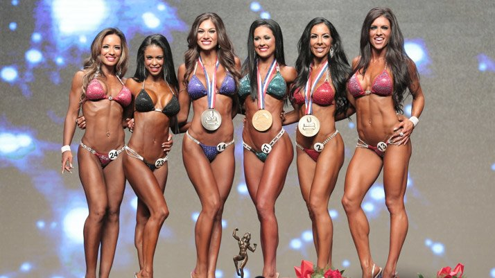 Physique competitions in particular have a way of showing yourself and others who you really are at your core
