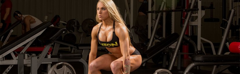 Ashley Hoffmann's 5 Rules Of Building Strength!