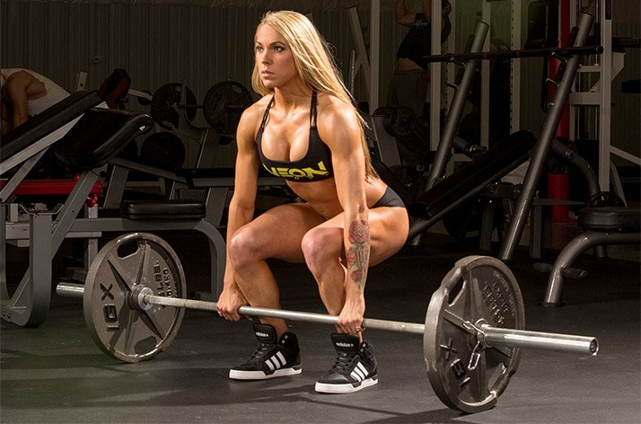 Ashley Hoffmann S 5 Rules Of Building Strength