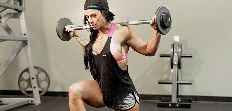 Ashley Horner Workout Reviews   Rachael Edwards
