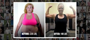 Follow The Plan Darcy Used To Lose Nearly 100 Pounds!