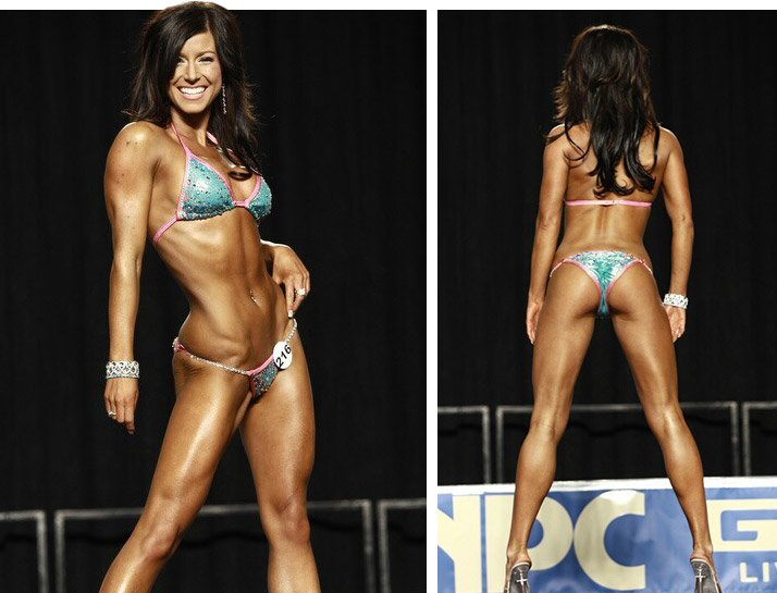 My goal has been and still is to achieve my pro card - I just don't let that goal consume me anymore!