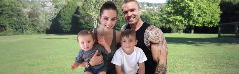 Family And Fitness: How James Grage Combines The Two