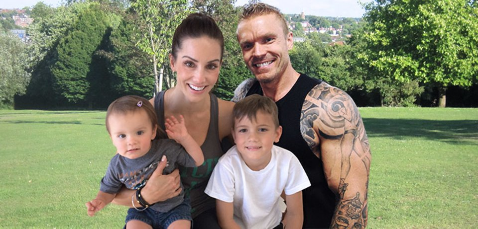 family and fitness  how james grage combines the two
