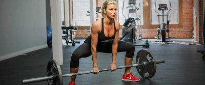 Janelle McGuire's Rock Bottom Workout