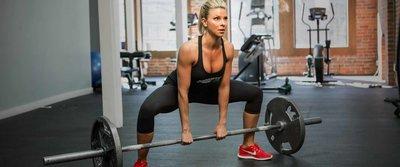 Janelle McGuire's Rock Bottom Workout