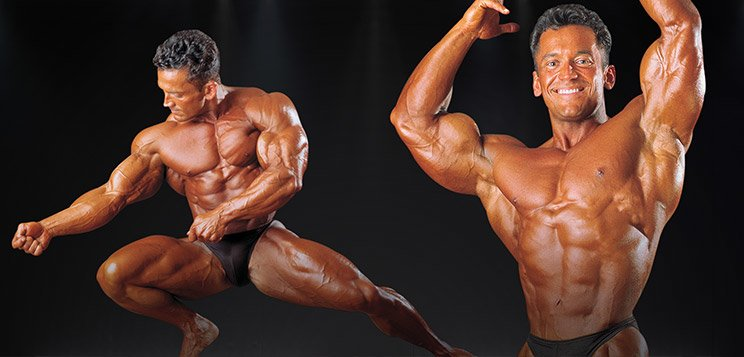 Posing Like A Pro With Lee Labrada