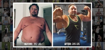 Peter Dropped 150 Pounds And Became A New Man!