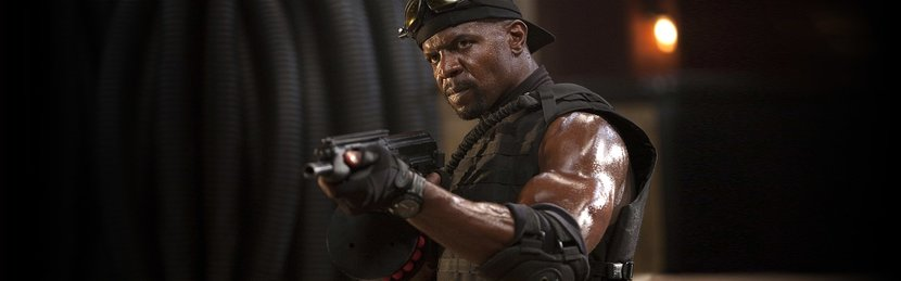 Terry Crews' Expendables Workout: Learn His Favorite Four Explosive Moves For Mass