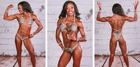 This Single Mom Conquered The Figure Stage!