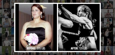 Alice Got Back Into Fighting Shape At Age 36!