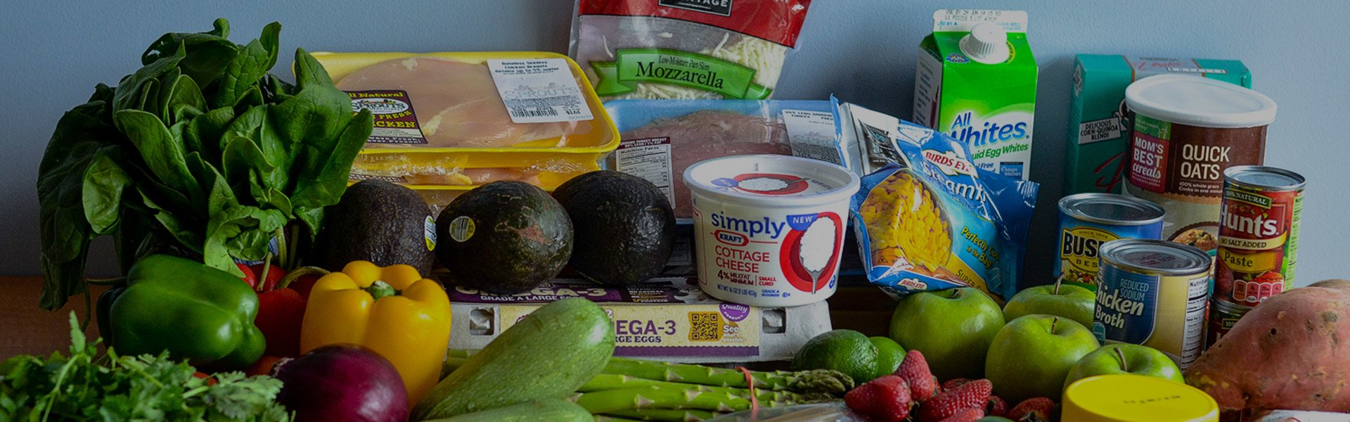 Your 75 healthy grocery list and recipe guide forumfinder Choice Image