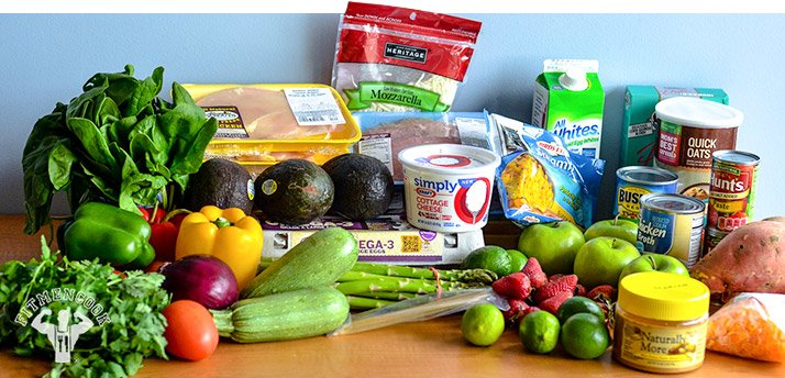 Your 75 Healthy Grocery List And Recipe Guide
