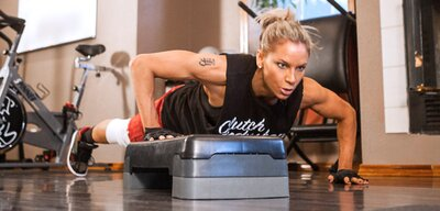 Ashley Conrad's 25-Minute Time-Saving Workout