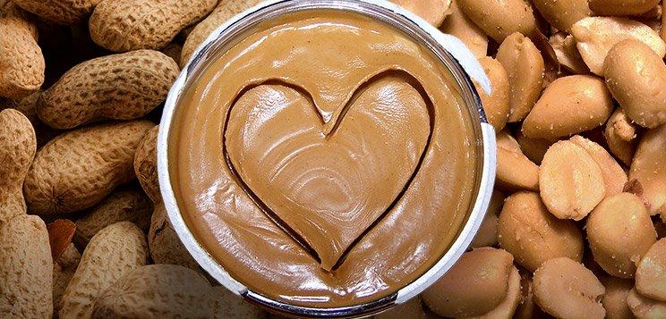 peanut butter manteca cacahuete