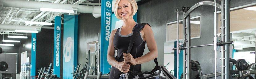 Jamie Eason's Gym Guide
