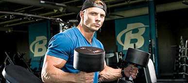 Steve Cook's Strength-Building Chest-And-Back Workout