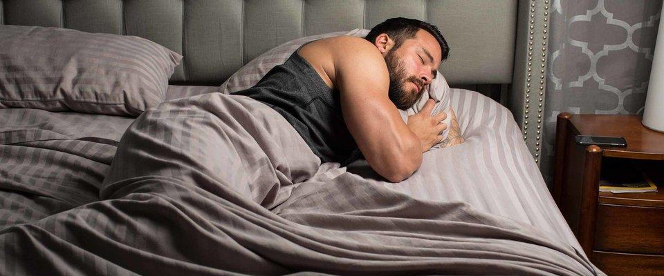The Importance Of Sleep   Bodybuilding.com