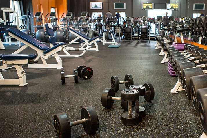 how to deal with a busy gym graphics 3 - Whats going on & what happened