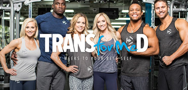 Dymatize Transformed: 12 Weeks To Your Best Self