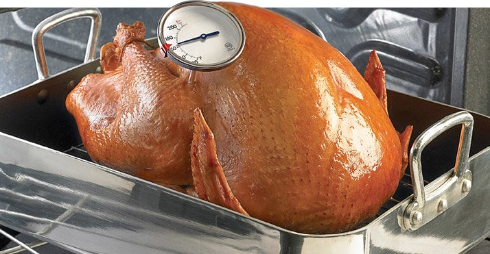 You can cook a turkey 100 different ways, search out a healthy recipe.