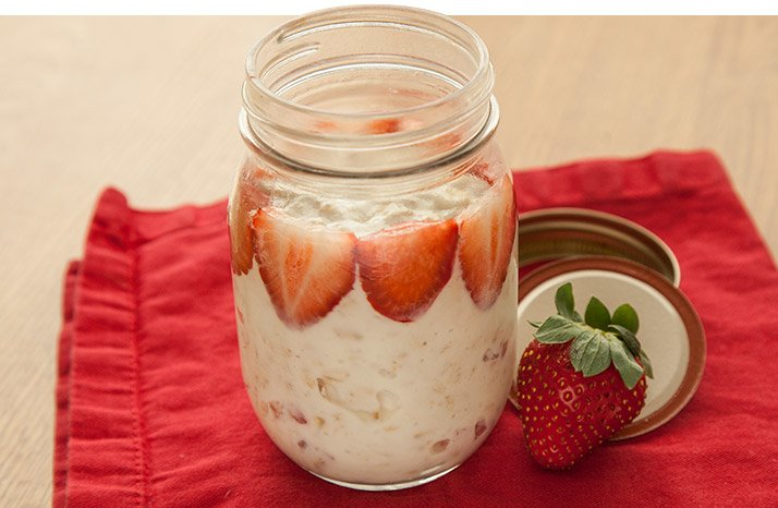 3 High-Protein Breakfasts On the Go