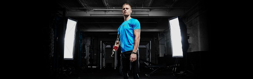 Crush Your Goals With Advice From A Wounded Warrior