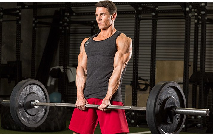 This workout should be a weight lifting workout that focuses on the largest muscle groups in the body since these will require the most muscle glycogen for storage purposes.