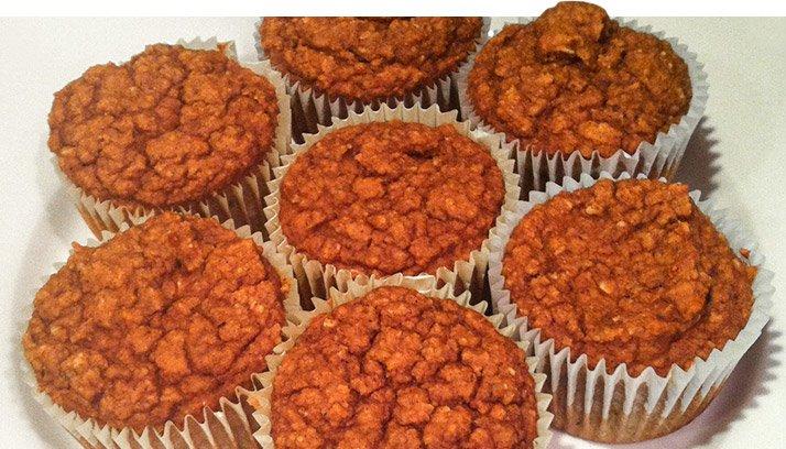 Apple-Pumpkin Muffins