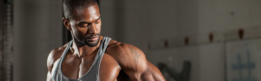 6 Steps To Monster Shoulders!