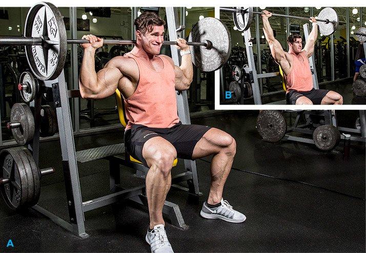 レジスタンストレーニングにおける肩関節障害リスクを考える