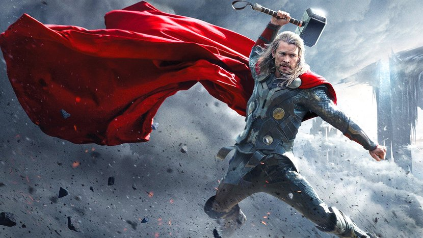 Race God To Norse God: Chris Hemsworth Thor Two Workout