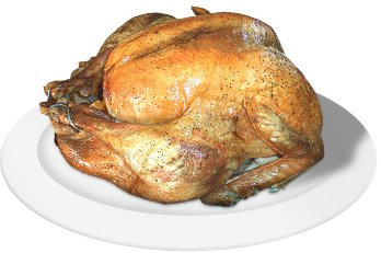 The average Thanksgiving dinner has OVER 2000 calories.