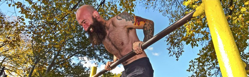 Master The Muscle-Up In 3 Steps