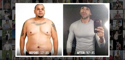 Isaac Lost 150 Pounds And Found Happiness