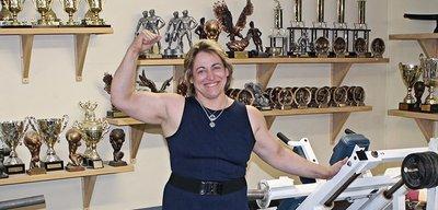 Karen Campbell: Powerlifting Grandma