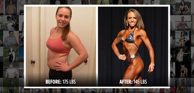 Lifting Helped Katie Overcome Her Eating Disorder
