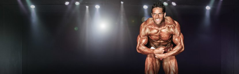 Layne Norton Peak Week: Posing