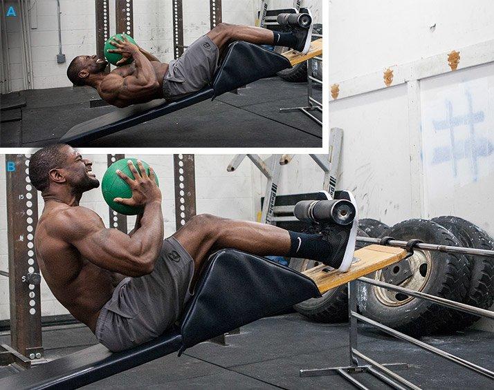 Kết quả hình ảnh cho abs workout bodybuilding