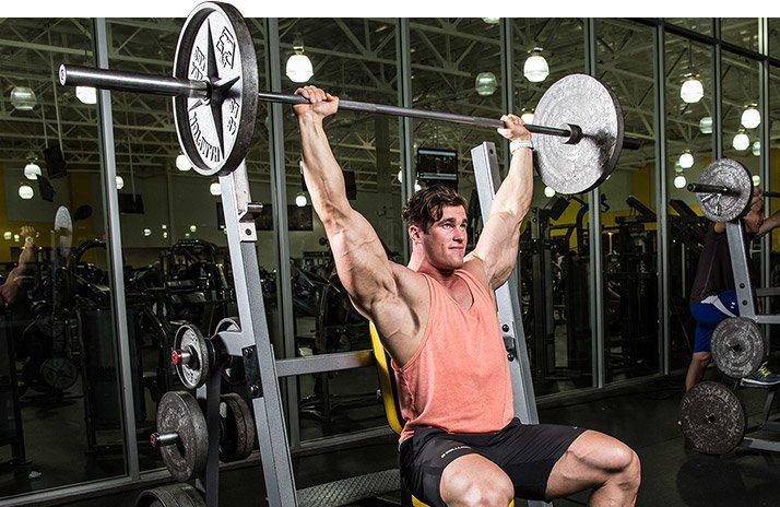 10 Best MuscleBuilding Shoulder Exercises