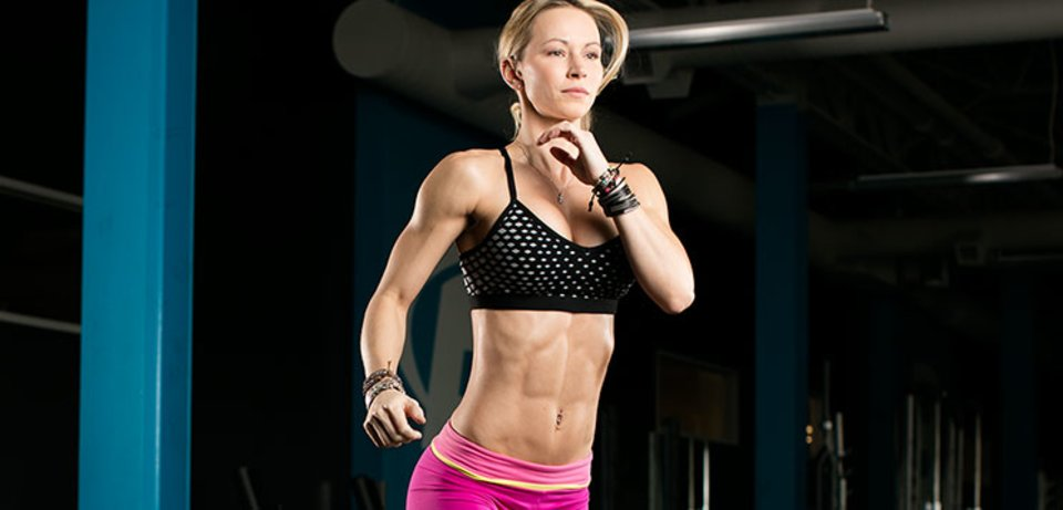 15 Minutes To Fit: Zuzka Light's Full-Body Workout
