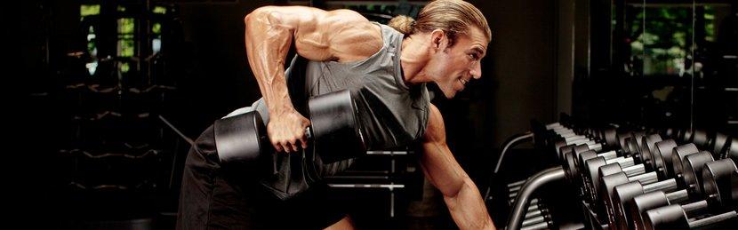 3 Ways To Train The Single-Arm Dumbbell Row
