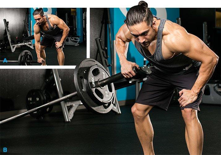 6 best lat exercises youre not doing graphics meadows row - 4 động tác kéo tạ cho cơ lưng và bắp tay sau săn chắc