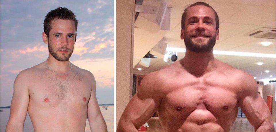 9 Mind-boggling Instagram Transformations